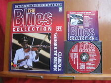 """CLARENCE """"GATEMOUTH"""" BROWN Just Got Lucky CD & magazine"""