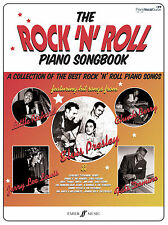 The Rock n Roll Piano Song Rock n Roll Piano Voice Guitar FABER Music BOOK