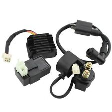 Ignition Coil CDI Regulator Rectifier Relay Kit for 150cc 200cc 250 Chinese ATV