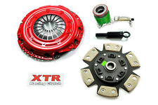 XTR STAGE 3 CLUTCH KIT 1995-2002 FORD CONTOUR MERCURY COUGAR MYSTIQUE 2.0L ZETEC