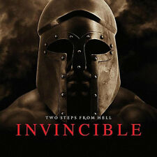 Invincible by Two Steps From Hell (CD, Jun-2011, Two Steps From Hell)