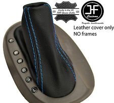 BLUE STITCH LEATHER AUTO AUTOMATIC SHIFT BOOT FITS CHRYSLER SEBRING 2001-2006