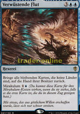 Verwüstende Flut (Devastation Tide) Commander 2016 Magic