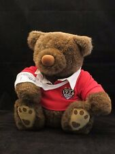 Vintage 1994 Gund Lands' End Grizzly Grabinski Bear Authentic Rugby Mint In Box