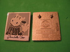 Disney Pin Characters And Cameras Mystery Set, Clarabelle Cow LE 250 Chaser