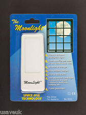 THE MOONLIGHT ENERGY SAVING PLUG IN NIGHTLIGHT CHILDRENS CHILD NIGHT LIGHT