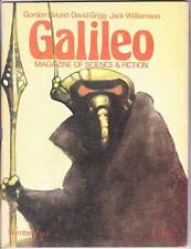 GALILEO MAGAZINE OF SCIENCE FICTION #4 - Jack Williamson, Star Wars review