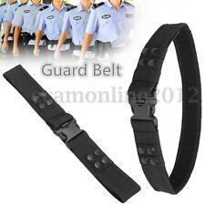 Nylon Cinturón Correa Liberación Rápida Pretina Por Policía Guardia de seguridad