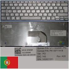 Clavier Qwerty PO Portugais DELL Inspiron MINI 07GHGH V111502DK1 PK130F11A18