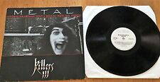 Metal killers III - Compilation - Vinyl - LP
