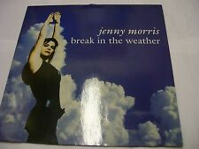 "JENNY MORRIS Break In The Weather 1991 GERMAN 12""/Maxi with 4 tracks – RARE!"