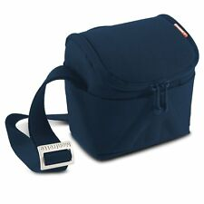 Manfrotto Stile Plus Amica 10 Shoulder Bag for DSLR/Bridge/CSC Cameras - Blue