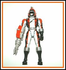 Power Rangers Operation Overdrive: Black Torque Ranger w/ Helmet  _ * Must See