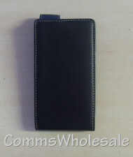Works with Nokia Luxury Alpha Leather Flip Case For Nokia Lumia 900