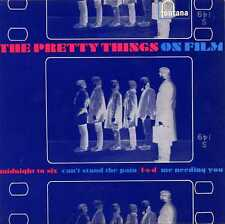 "PRETTY THINGS ""ON FILM EP"" ORIG UK 1966 EX/M- RARE"