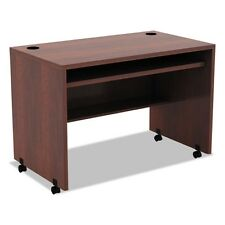 Alera Alera Valencia Mobile Workstation Desk - VA204224MC