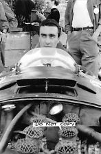 9x6 FOTOGRAFIA EUGENIO CASTELLOTTI ritratto, FERRARI f1/SPORT PROTOTIPI Driver 1950s