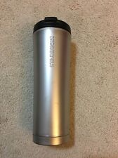 Starbucks 2015 20 oz Stainless Steel Travel Tumbler - Raw Stainless Steel