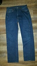 vintage levis 501 redline SS XX indigo Sz 32x33 make offer today hige selvedge