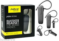 Genuine Jabra Bluetooth Headset Handsfree BT2046 iPhone 6 Plus,6, 5S,5 Samsung