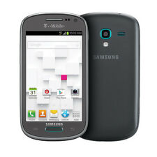 Samsung Galaxy Exhibit SGH-T599 - 4GB - Gray (T-Mobile) Smartphone (A)