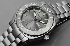 Aragon Parma A155GRY Automatic 48mm Watch