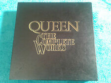 Queen-The Complete Works-Box Set - 14 LPS-Ltd. Edition-EMI/qb1-rar