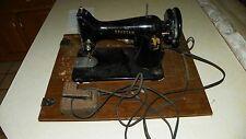 Vintage Spartan Sewing Machine & Mechanism