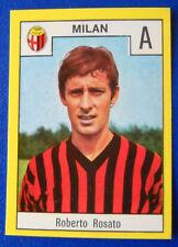FIGURINA CALCIO RELI' 1969-70 - ROBERTO ROSATO - MILAN - new