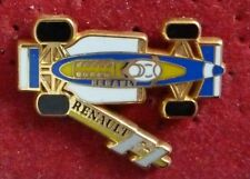 PIN'S F1 FORMULA ONE WILLIAMS RENAULT ZAMAC ARTHUS BERTRAND