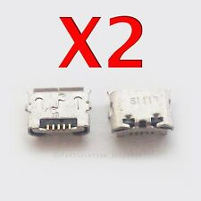 2 X Motorola Defy XT556 XT557 Charger Charging Port Connector Dock USA Seller