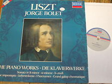 410 115-1 Liszt Piano Works Vol. 3 / Bolet