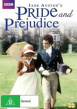 Pride And Prejudice (DVD, 2015, 2-Disc Set)  Jane Austen's