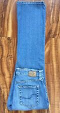 SUPER HOT! LEVI STRAUSS SIGNATURE MID RISE BOOTCUT LEVIS JEANS 6 M L29.5 SEXY!