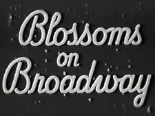 BLOSSOMS ON BROADWAY (DVD) - 1937 - Edward Arnold,Shirley Ross
