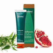 Neem & Pomegranate Toothpaste Natural Organic Herbal Healthy NO Flouride 5.29 Oz