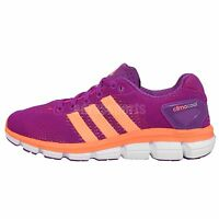 Adidas CC Ride W Climacool Purple Orange Womens Running Shoes Sneakers B24463