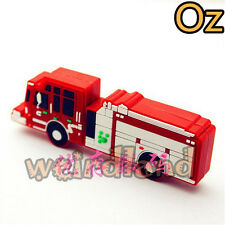 Fire Engine USB Stick, 8GB Quality Product USB Flash Drives