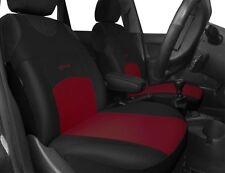 2 FRONT SEAT COVERS forFIAT 500 PANDA QUBO BRAVO DOBLO GRANDE PUNTO 500L STILO