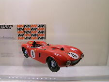 WESTERN MODELS WRK40 FERRARI 375 PLUS WINNER LM *4* 1954 RED+ BOX 1:43