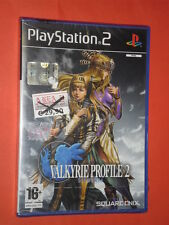 PS2 GIOCO-PER PLAYSTATION 2- VALKYRIE PROFILE 2- silmeria-sigillato- IN ITALIANO