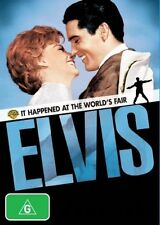 It Happened At The World's Fair (DVD, 2005)