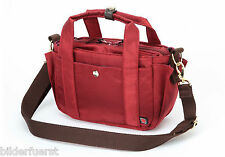 Artisan & Artist 3WC PRO11 Weinrot Womens Kameratasche Camera Bag Winered Leica