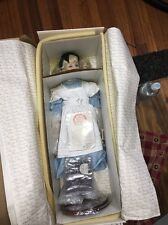 """Master Piece Gallery """"Alice"""" Porcelain Doll - Thelma Resch - 28"""