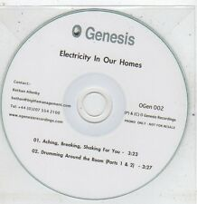 (ET994) Electricity In Our Homes, Aching Breaking Shaking For You - DJ CD