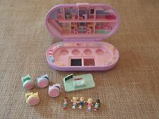 Vintage Polly Pocket Bluebird STAMPIN' SCHOOL Playset Stamper Complete K1