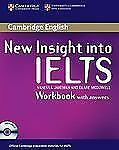 New Insight into IELTS Workbook Pack by Vanessa Jakeman (2008, CD / Paperback)