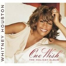 "WHITNEY HOUSTON ""ONE WISH - THE HOLIDAY ALBUM"" CD NEU"