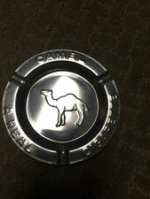 "CAMEL METAL ASHTRAY ""Camel A Real Cigarette"" Mint New Condition Never Used"
