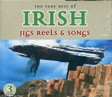 Stockton's Wing - The Very Best of Irish Jigs, Reels & Songs ( 3 CD Pack)